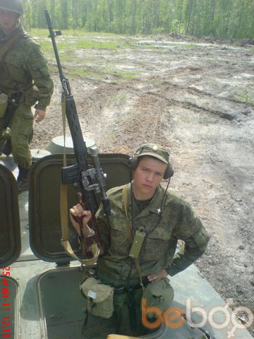 Фото мужчины СОЛДАТ, Йошкар-Ола, Россия, 26
