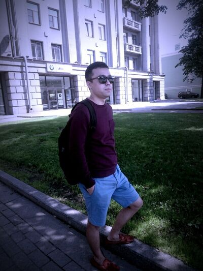 Фото мужчины Maajohn, Санкт-Петербург, Россия, 25