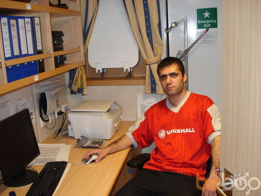Фото мужчины cimbom, Баку, Азербайджан, 34